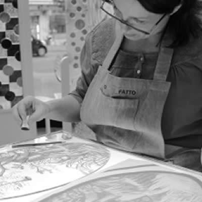 Mirella Russo Artista e Artigiana del Vetro